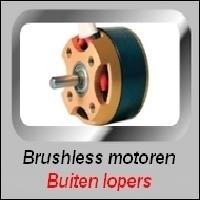 BRUSHLESS BUITENLOPERS
