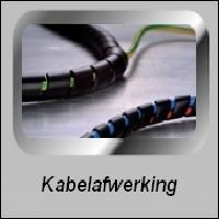 KABEL AFWERKING en BEVESTIGING
