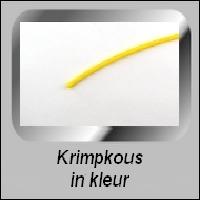KRIMPKOUS in KLEUR