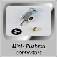 MINI PUSHRODCONNECTORS
