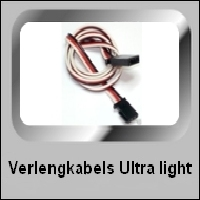 VERLENGKABELS DUN ( ULTRA LIGHT)