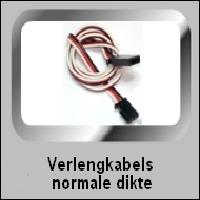 VERLENGKABELS NORMALE DIKTE